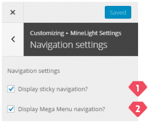 8-customizer-minelight-navigation-settings