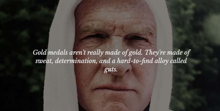 Dan Gable Quote